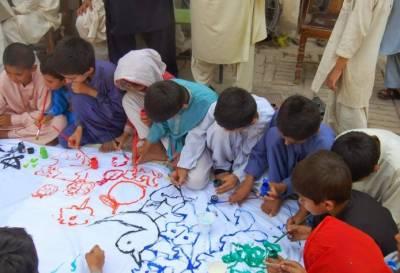 لاہور میں چلڈرن لیٹریچر فیسٹیول دوسرے اور آخری روز بھی جوش و خروش سے جاری رہا،