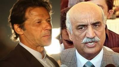 پارلیمنٹ کو برا کہنے والوں کو پاکستان میں سیاست کا کوئی حق نہیں:خورشید شاہ