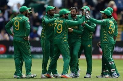 پاکستان ٹیم پہلے میچ میں کامیابی حاصل کرے تو وہ نمبرون ٹیم بن جائے گی،