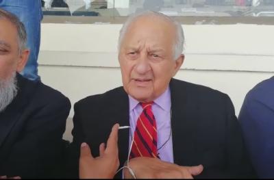 Chairman PCB Najam Sethi media talk