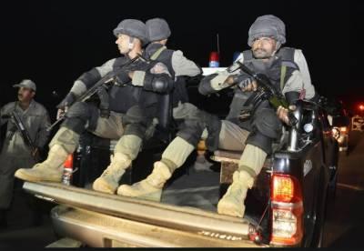 آپریشن ردالفساد: پنجاب رینجرز کی ڈی جی خان میں بڑی کارروائی دو دہشت گردوں کو جہنم واصل کر دیا