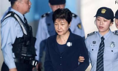جنوبی کوریا کے عدالت نے سابق صدر پارک جیوون ہائی کو نکال دیا