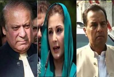 اسلام آباد کی احتساب عدالت میں شریف فیملی کیخلاف نیب ریفرنسز کی سماعت میں دوگواہان کے بیانات ریکارڈ کرلئے گئے
