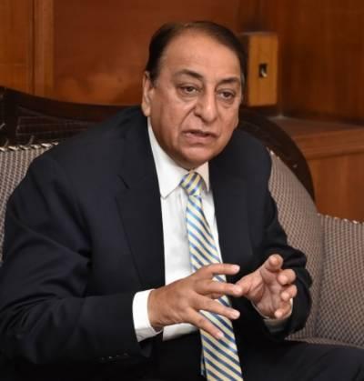 معاشی ترقی کے لئے ضروری ہے کہ جمہوریت کوچلنے دیا جائے, وزیرمملکت برائے خزانہ رانا افضل