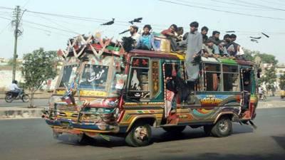 اسلام آباد میں شہریوں کو سفری سہولیات نہ ہونے کے برابر ہیں