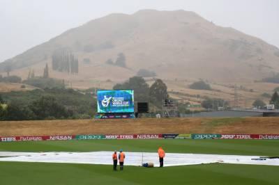انڈر نائنٹین ورلڈ کپ میں پاکستان اورافغانستان کے درمیان تیسری پوزیشن کے لیے کھیلے جانے والا میچ بارش کی نظر ہوگیا