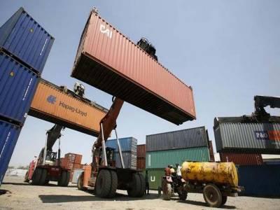 6ماہ میں پاکستان کی 11ارب ڈا لر کی برآمدات ، 11فیصد اضافہ