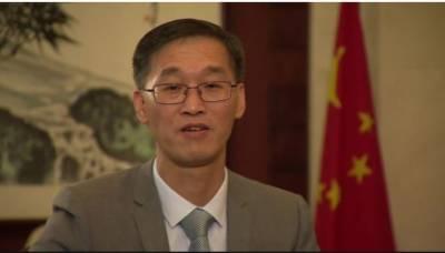 پاکستان میں پہلے کی نسبت امن و امان کی صورت حال کافی بہتر ہوئی ہے: چین کے سفیر