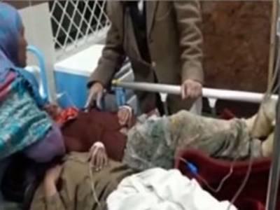 مظفر گڑھ: زہریلی جڑی بوٹی کھانے سے13 افراد کی حالت غیر