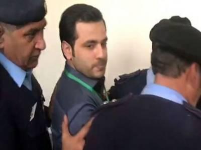 شاہ رخ جتوئی و دیگر ملزمان کراچی جیل منتقل
