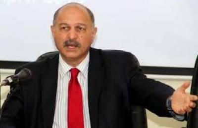 ق لیگ کے رہنما مشاہد حسین سید نے پاکستان مسلم لیگ ن میں شمولیت اختیار کرلی۔