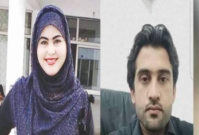 عاصمہ رانی قتل کیس میں گرفتار ملزم شاہ زیب کےوالد اور بھائی نے پولیس پرالزامات لگا دیئے