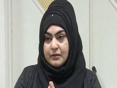 عاصمہ رانی قتل کیس، خیبر پختونخوا پولیس بیان واپس لینے کیلئے دباو ڈال رہی ہے۔ صفیہ رانی