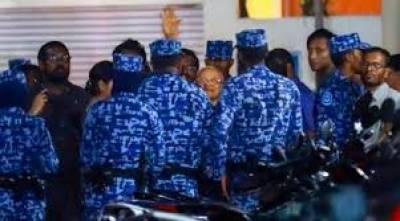 مالدیپ میں سیاسی تناؤ مزید کشیدہ ہو گیا