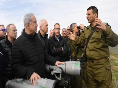 شام میں اپنا عسکری اثر و رسوخ بڑھانے کی کوششوں میں مصروف دشمن ہمارا امتحان نہ لیں۔ اسرائیلی وزیر اعظم