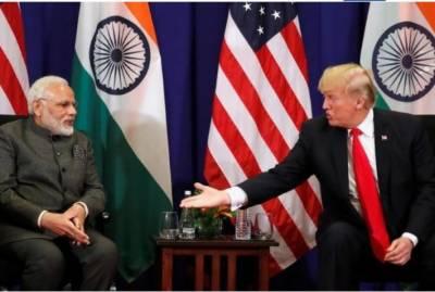 ٹرمپ، مودی کی افغانستان، میانمر، مالدیپاور شمالی کوریا پر بات چیت