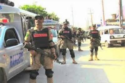 ڈیرہ غازی خان میں پولیس نے مشترکہ کارروائی کرتے ہوئے7 مشتبہ دہشتگردوں کو گرفتار کرلیا