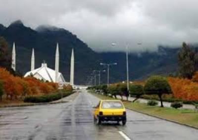 محکمہ موسمیات نے ملک کے بیشتر علاقوں میں بارش کی پیشگوئی کردی
