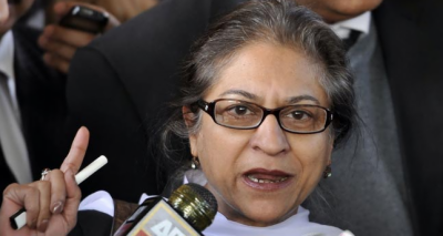 Asma Jahangir passes away in Lahore