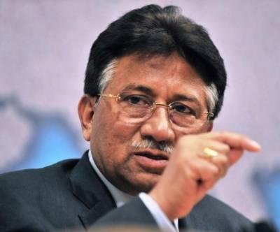 سابق صدر پرویزمشرف نے عام انتخابات میں بھرپور حصہ لینے کا اعلان کردیا