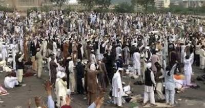 اسلام آباد ہائی کورٹ میں فیض آباد دھرنا کیس کی سماعت