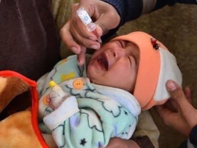 خیبر پختونخوا اور فاٹا سمیت ملک بھر میں تین روزہ انسداد پولیو مہم کا آغاز
