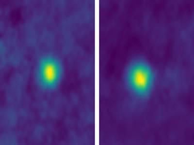 ناسا کے خلائی جہاز نے زمین سے 6.12 ارب کلومیٹر کے فاصلے پر تصاویر بنا کر نیا ریکارڈ قائم کردیا