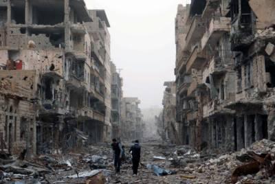 داعش سے ہونے والی تین سالہ جنگ کے باعث عراق کھنڈر بن چکا, تباہ حال علاقوں کی بحالی کیلئے اٹھاسی اعشاریہ دو ارب ڈالر کے اخراجات آئیں گے