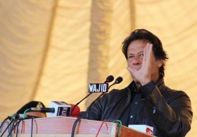 چوری کا پیسہ بچانے کیلئے ملک میں انتشارپھیلانے کی کوشش کی گئی,قومی مجرموں کوجیلوں میں ڈلوا کرقوم کا پیسہ نکلوائیں گے, عمران خان