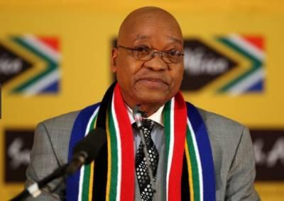 جنوبی افریقی صدرجیکب زوما نے عہدہ چھوڑنے سے صاف انکارکردیا
