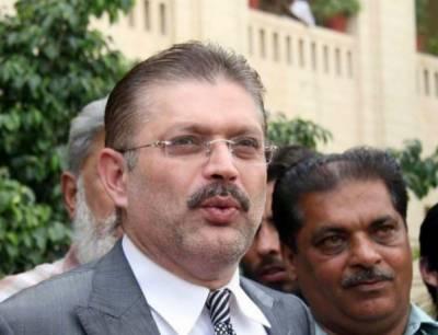 سپریم کورٹ کراچی رجسٹری کے حکم پرشرجیل انعام میمن کوہسپتال سے جیل منتقل کردیا گیا