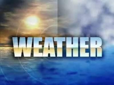 محکمہ موسمیات کے مطابق آئندہ چوبیس گھنٹوں کے دوران بالائی علاقوں میں موسم سرد، خشک اور جزوی طور پرابرآلود رہے گا