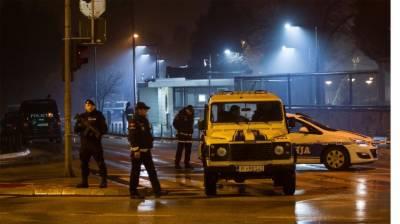 مونٹینیگرو میں امریکی سفارت خانے کی تعمیر پر دھماکہ