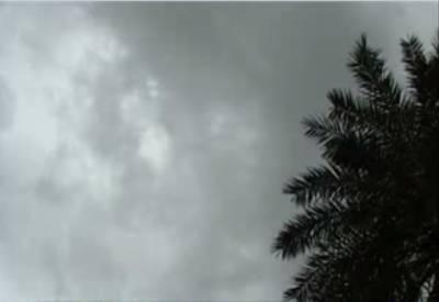 ملک میں موسم سرد، خشک اور جزوی طور پرابرآلود رہے گا۔