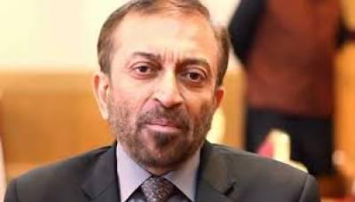 اسلام آباد دورے کا مقصد الیکشن کمیشن میں جاری صورتحال دیکھنا تھا: ڈاکٹر فاروق ستار