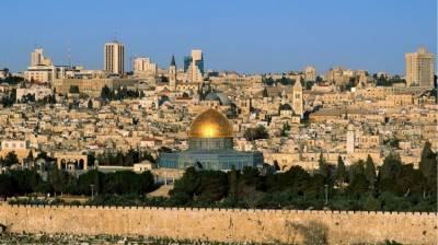 امریکا کا سفارت خانہ مقبوضہ بیت المقدس میں رواں سال مئی میں اسرائیل کے یومِ تاسیس کے موقع پر کھول دیا جائے گا:ٹرمپ انتظامیہ