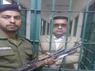 احد چیمہ کی گرفتاری: نیب لاہور آفس کی سیکیورٹی کیلئے اضافی رینجرز تعینات