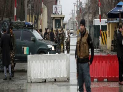 کابل:این ڈی ایس کے کمپاؤنڈ میں خودکش حملہ ، ایک شخص ہلاک ، 6 افرادزخمی
