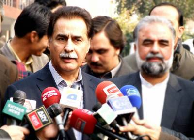 Speaker National Assembly Sardar Ayaz Sadiq Media Talk