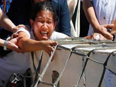 فلپائنی خادمہ کے قاتل کو لبنان میں گرفتار کر لیا گیا۔