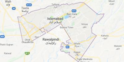 وفاقی دارالحکومت کی فول پروف سیکیورٹی کے لئے سی ٹی ایف انسداد دہشت گردی فورس تشکیل
