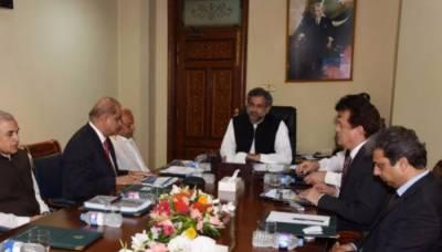وزیر اعظم کی زیر صدارت مشترکہ مفادات کونسل کا اجلاس آج ہوگا۔