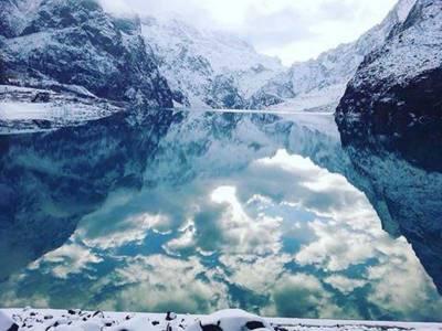 ملک کے شمالی علاقوں میں برفباری سے سردی کی شدت برقرار