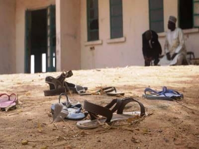 نائجیریا میں 110 لڑکیوں کی بازیابی کی کوششیں تیز