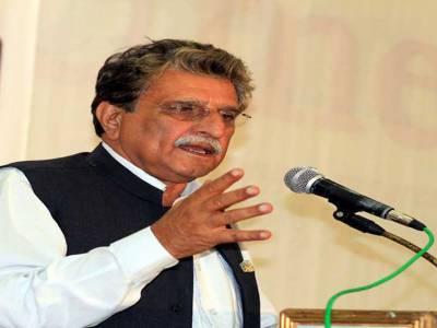 لائن آف کنٹرول پر بھارتی فوج نہتے شہریوں کو جارحیت کا نشانہ بنا رہی ہے۔ راجہ محمد فاروق حیدر خان