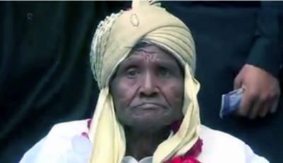منڈی بہاؤ الدین: 85 سالہ شخص کی 70 سالہ خاتون سے 20 سال بعد دوبارہ شادی