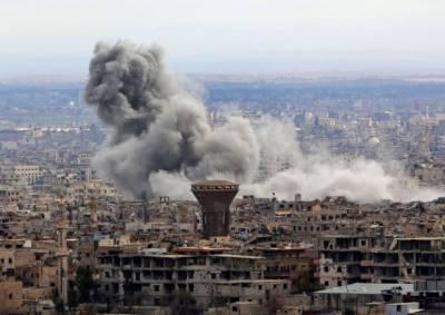 شام میں سرکاری فوج اور روسی فورسزکی وحشیانہ کارروائیاں جاری۔ بمباری کے نتیجے میں اب تک چھے سوساٹھ افراد لقمہ اجل بن چکے