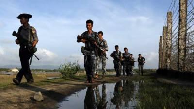 بنگلہ دیش نے میانمار سے مطالبہ کیا ہے کہ وہ اپنے سرحدوں کو مشترکہ سرحد سے نکالیں