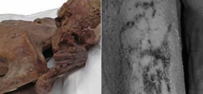 مصر میں ایسی 5000 پرانی ممیز دریافت ہوئیں جن پرٹیٹو درج ہے