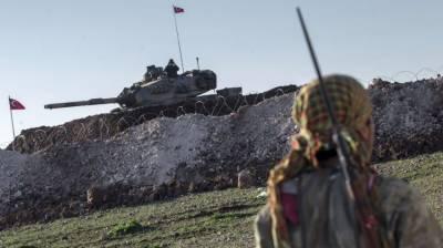شام میں، شمالی افریقی علاقے میں لڑائی میں8ترک فوجیوں کو ہلاک کر دیا گی